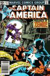 Cover for Captain America (Marvel, 1968 series) #277 [Newsstand]
