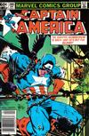Cover for Captain America (Marvel, 1968 series) #280 [Newsstand]