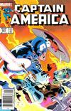 Cover for Captain America (Marvel, 1968 series) #287 [Newsstand]