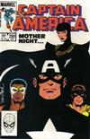 Cover for Captain America (Marvel, 1968 series) #290 [Direct]