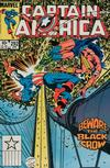 Cover for Captain America (Marvel, 1968 series) #292 [Direct Edition]