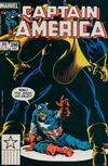 Cover for Captain America (Marvel, 1968 series) #296 [Direct]
