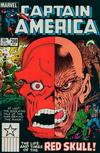 Cover for Captain America (Marvel, 1968 series) #298 [Direct]