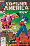 Cover for Captain America (Marvel, 1968 series) #303 [Direct]