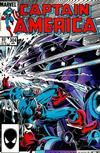 Cover for Captain America (Marvel, 1968 series) #304 [Direct]