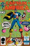 Cover for Captain America (Marvel, 1968 series) #307 [Direct]