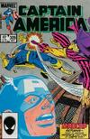 Cover for Captain America (Marvel, 1968 series) #309 [Direct]