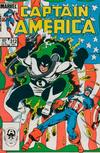 Cover for Captain America (Marvel, 1968 series) #312 [Direct Edition]