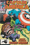 Cover Thumbnail for Captain America (1968 series) #313 [Direct Edition]