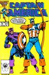 Cover Thumbnail for Captain America (1968 series) #317 [Direct Edition]