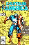 Cover Thumbnail for Captain America (1968 series) #319 [Direct Edition]