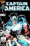 Cover Thumbnail for Captain America (1968 series) #321 [Direct Edition]
