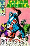 Cover Thumbnail for Captain America (1968 series) #324 [Direct Edition]