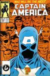 Cover Thumbnail for Captain America (1968 series) #333 [Direct Edition]