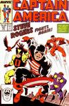Cover for Captain America (Marvel, 1968 series) #337 [Direct]