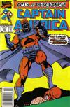 Cover for Captain America (Marvel, 1968 series) #367 [Newsstand Edition]