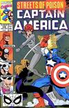 Cover for Captain America (Marvel, 1968 series) #376 [Direct]