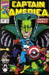 Cover for Captain America (Marvel, 1968 series) #382 [Direct]