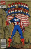 Cover Thumbnail for Captain America (1968 series) #383 [Newsstand]