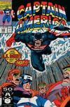 Cover for Captain America (Marvel, 1968 series) #386 [Direct]