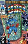 Cover for Captain America (Marvel, 1968 series) #391 [Direct]