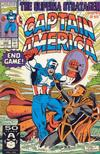 Cover Thumbnail for Captain America (1968 series) #392 [Direct Edition]