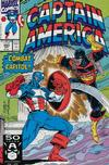 Cover for Captain America (Marvel, 1968 series) #393 [Direct]