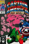 Cover for Captain America (Marvel, 1968 series) #394 [Direct Edition]