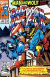 Cover for Captain America (Marvel, 1968 series) #404 [Direct]