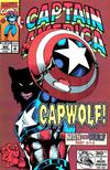 Cover for Captain America (Marvel, 1968 series) #405 [Direct Edition]