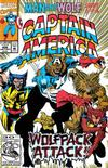 Cover for Captain America (Marvel, 1968 series) #406 [Direct]