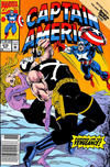 Cover for Captain America (Marvel, 1968 series) #410 [Newsstand]