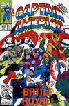 Cover for Captain America (Marvel, 1968 series) #412 [Direct Edition]