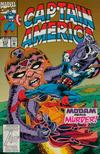 Cover for Captain America (Marvel, 1968 series) #413 [Direct]