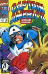 Cover for Captain America (Marvel, 1968 series) #416 [Direct]