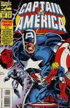 Cover for Captain America (Marvel, 1968 series) #425 [Regular Direct Edition]