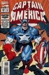 Cover for Captain America (Marvel, 1968 series) #426 [Direct Edition]