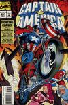 Cover for Captain America (Marvel, 1968 series) #427 [Direct Edition]