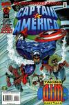 Cover for Captain America (Marvel, 1968 series) #440 [Direct Edition]
