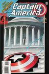 Cover Thumbnail for Captain America (1968 series) #444 [Direct Edition]