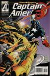 Cover for Captain America (Marvel, 1968 series) #447 [Direct Edition]