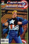 Cover for Captain America (Marvel, 1968 series) #450 [Direct Edition]