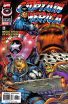 Cover for Captain America (Marvel, 1996 series) #6 [Direct Edition]