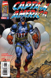Cover for Captain America (Marvel, 1996 series) #7 [Direct Edition]