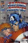 Cover Thumbnail for Captain America (1996 series) #8 [Direct Edition]