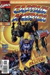 Cover for Captain America (Marvel, 1996 series) #10 [Direct Edition]