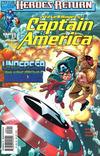 Cover for Captain America (Marvel, 1998 series) #2 [Variant]