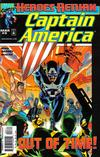 Cover for Captain America (Marvel, 1998 series) #3 [Direct Edition]