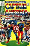 Cover for Captain America Annual (Marvel, 1971 series) #1
