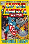 Cover for Captain America Annual (Marvel, 1971 series) #2